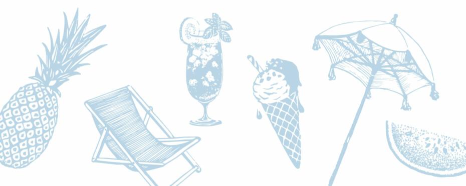 Illustration Sommerpause
